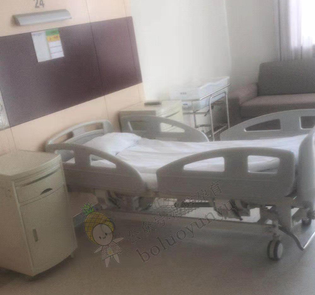 产后单人间病房